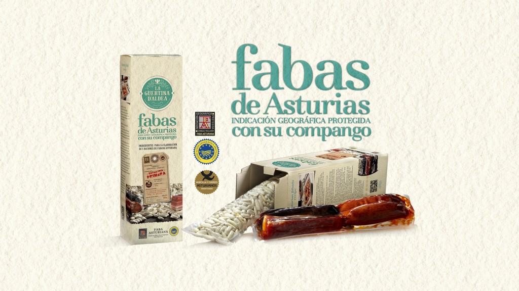 La g ertina d 39 aldea pack de fabada asturiana admiria for Como cocinar fabada asturiana